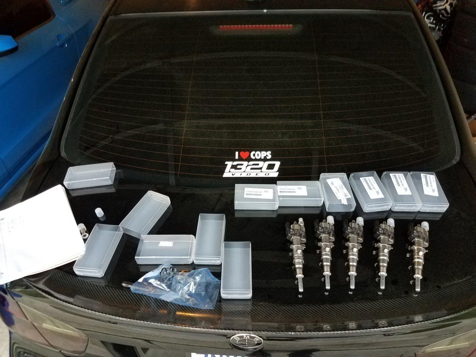 n54 single turbo drag build | BMW Forums - SpoolStreet