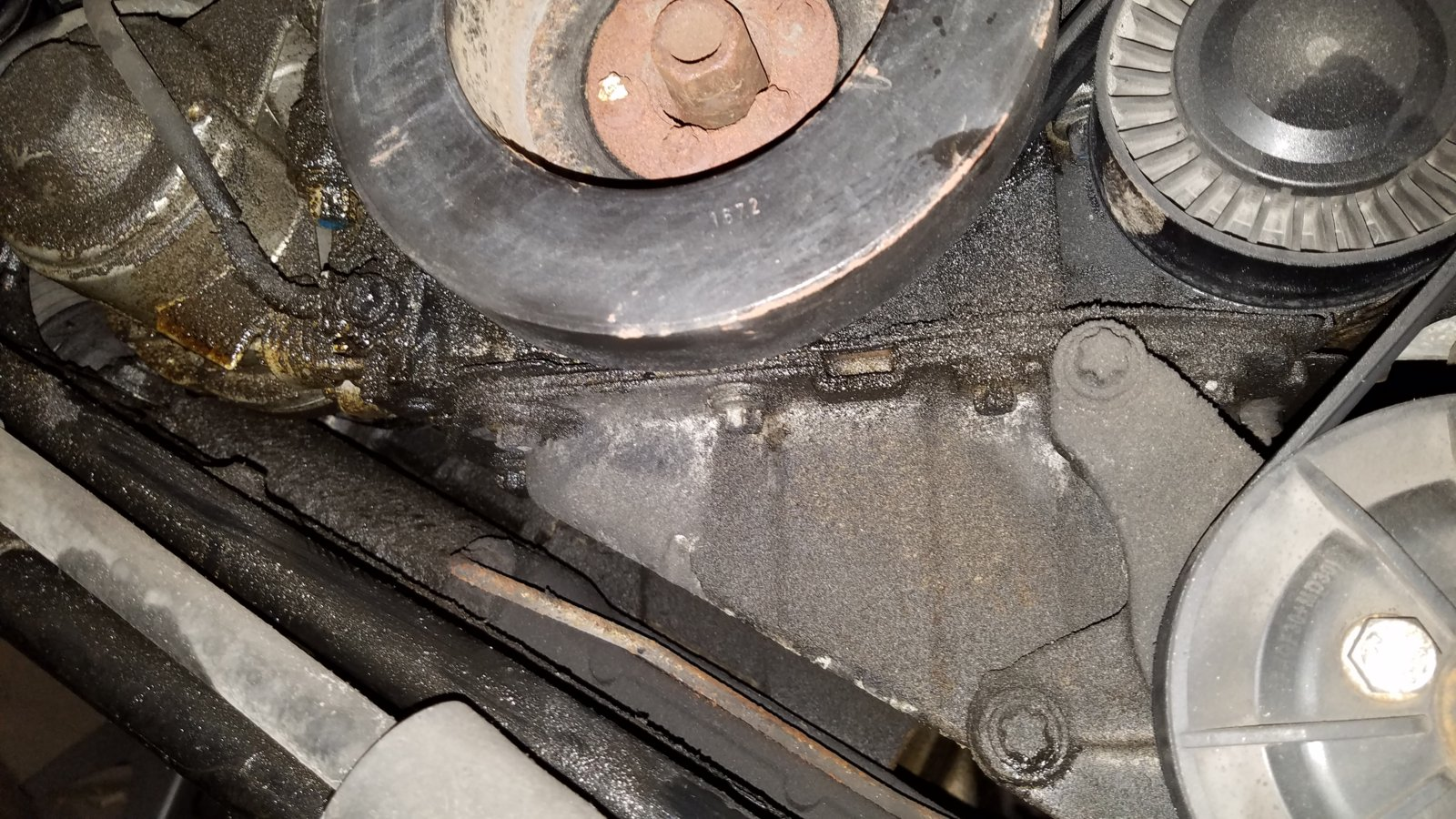 5 Different oil leaks!! | BMW Forums - SpoolStreet