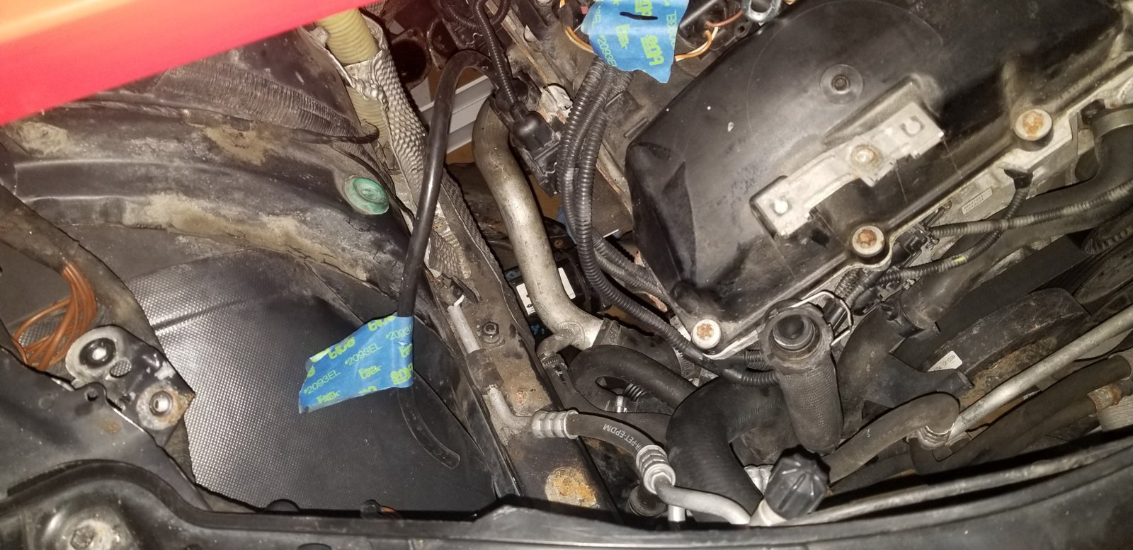 replacing twins- to lower subframe or remove completely