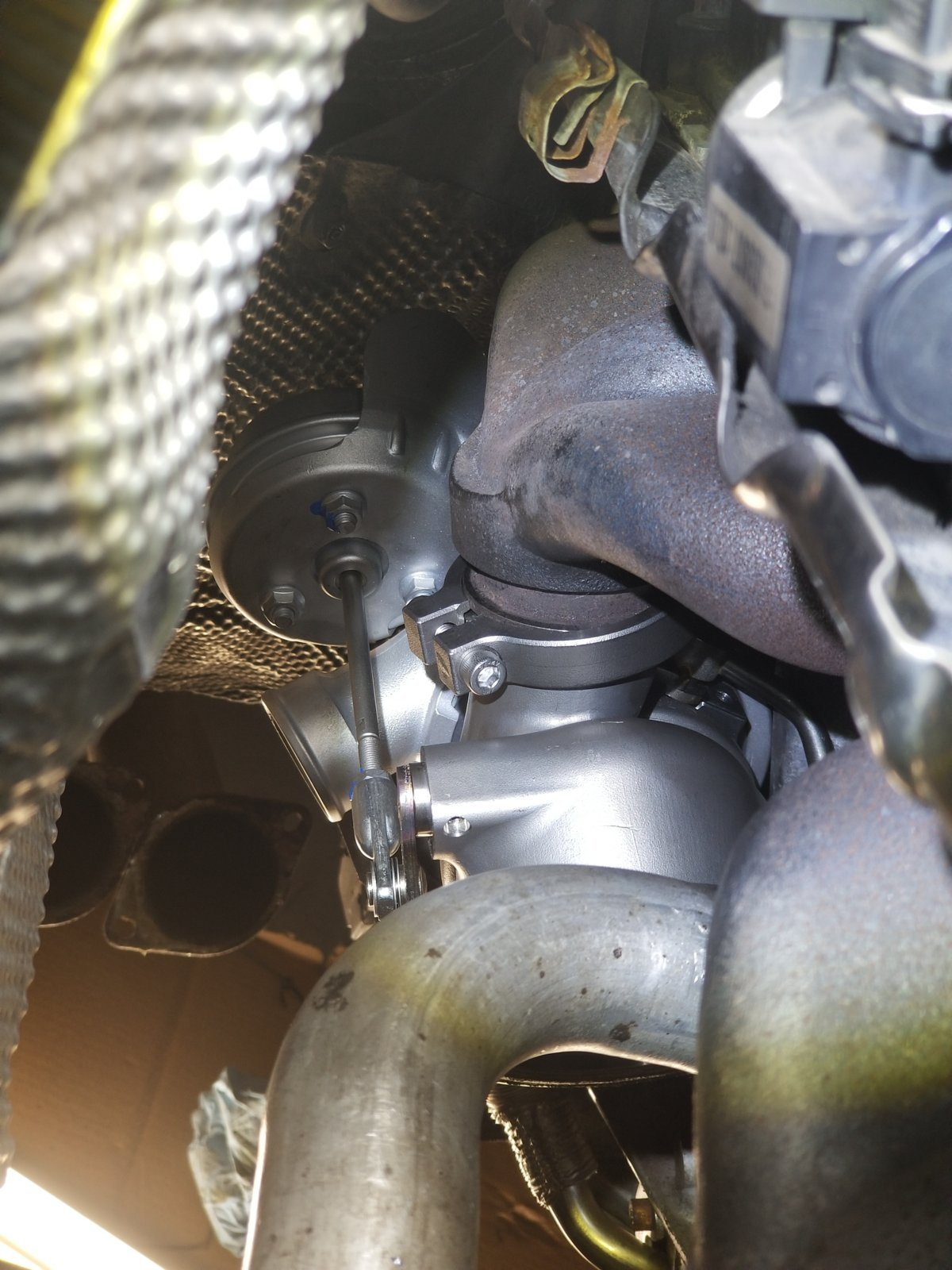replacing twins- to lower subframe or remove completely   BMW
