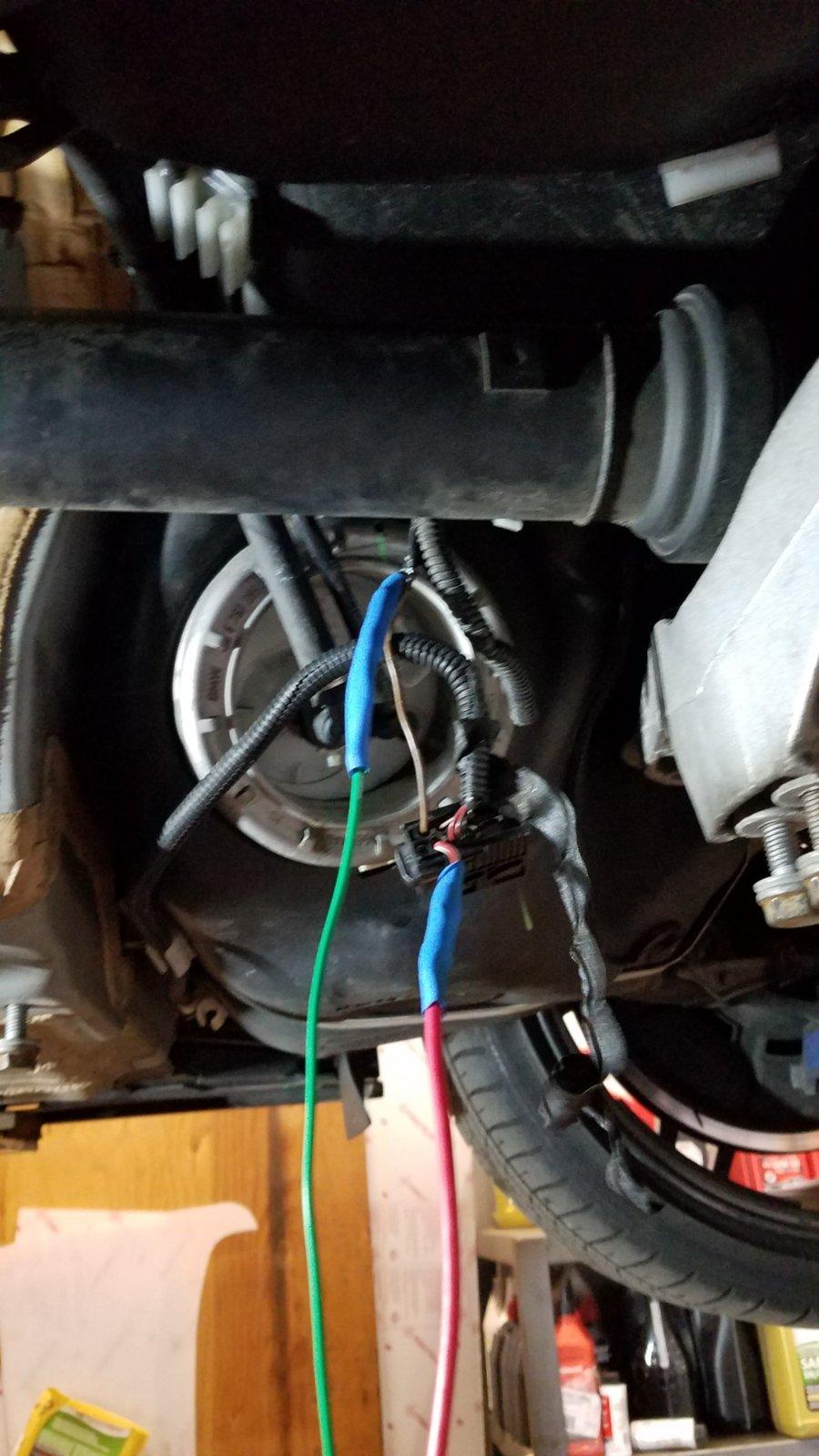 Walbro 525 wiring | BMW Forums - SpoolStreet