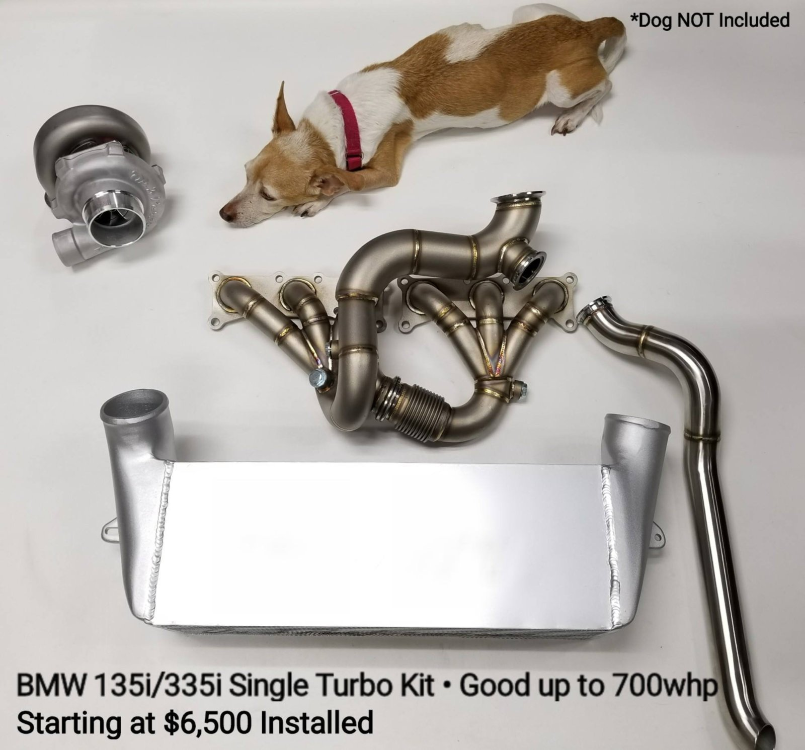 Kings Performance Top Mount Single Turbo Kit | BMW Forums