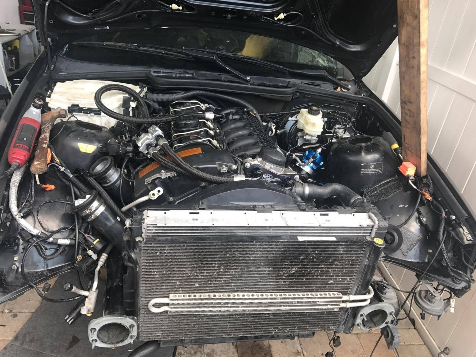 1slow_e36's E36 N54 Swap | BMW Forums - SpoolStreet