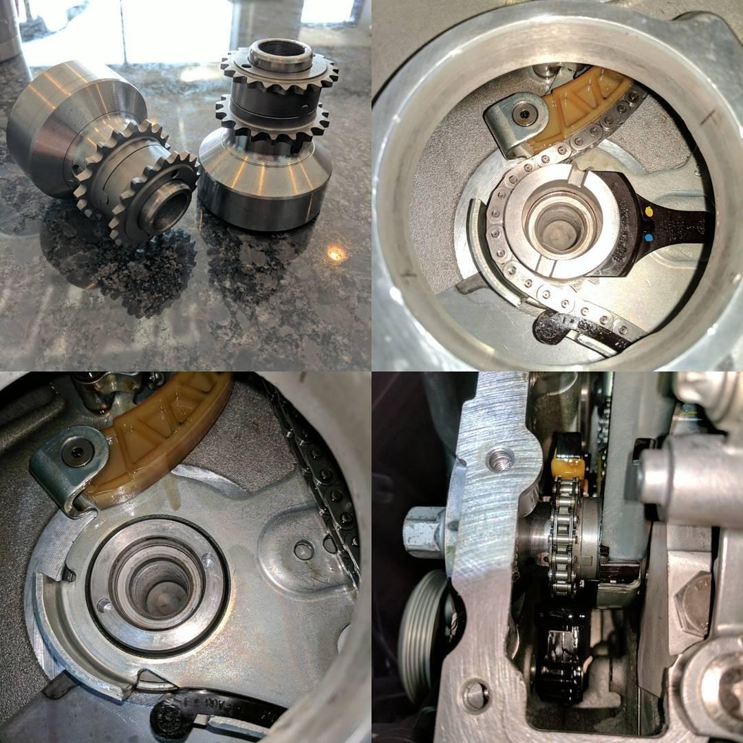 Maximum PSI keyed crank hub | BMW Forums - SpoolStreet