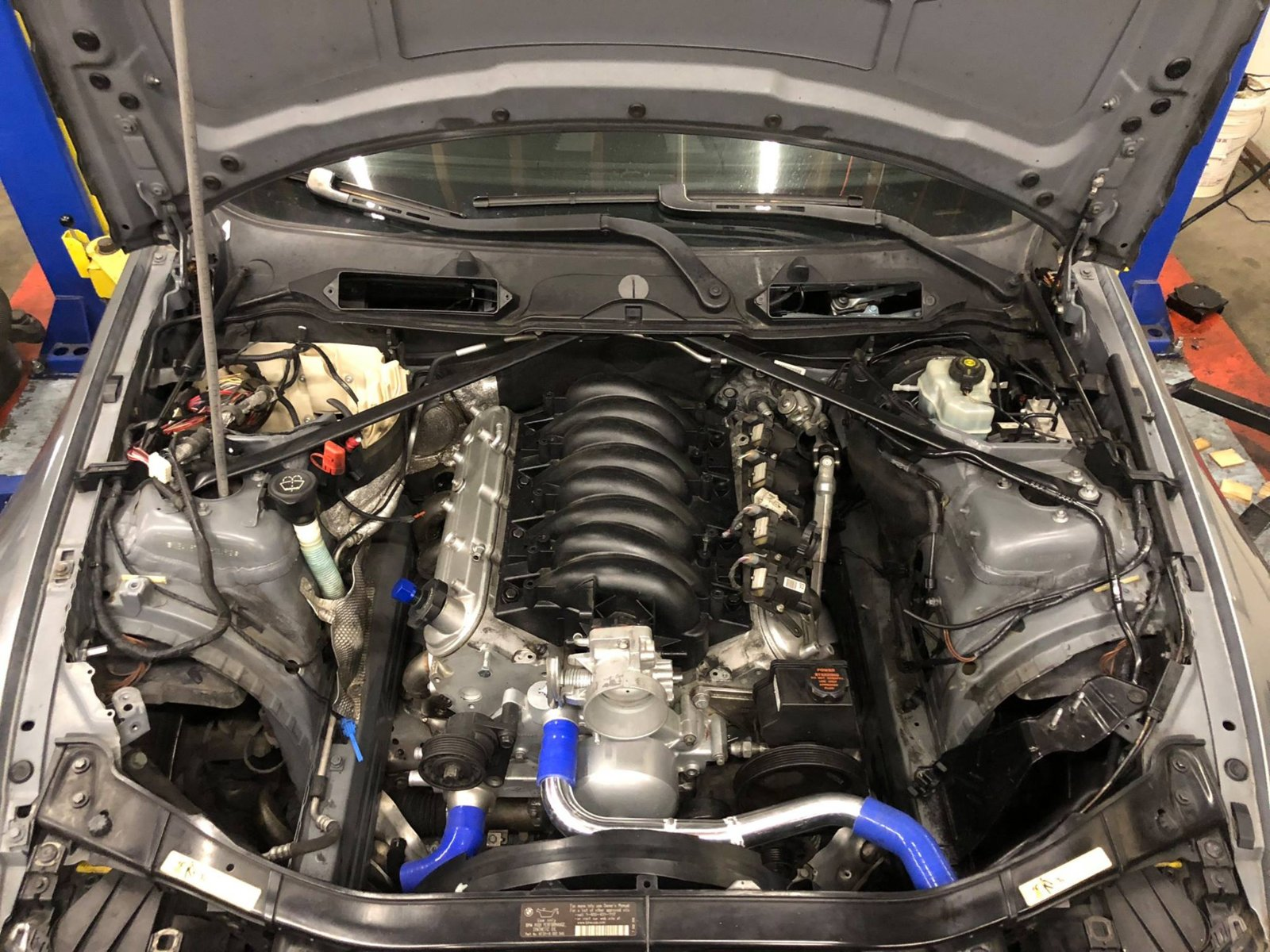 CX Racing does LS1 swap in E92 | BMW Forums - SpoolStreet