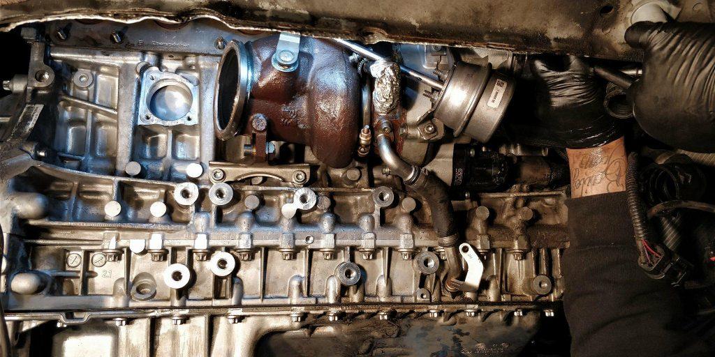 SteamSpeed STX 78R BB N55 Turbo (aka stage 2 5) - specs