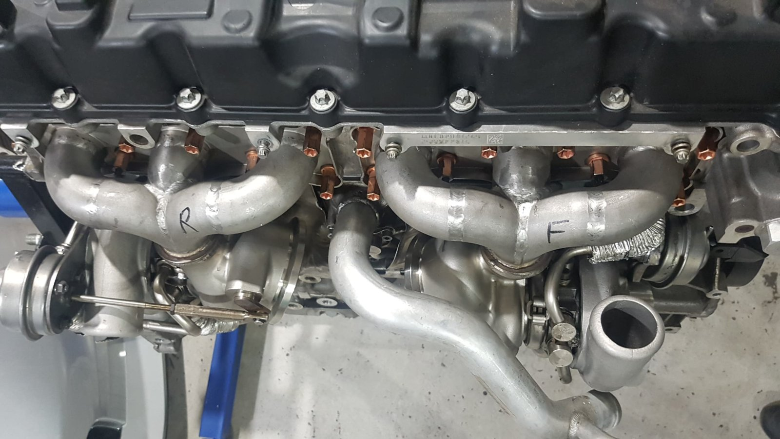 N52 head swap, injection and vanos controls   BMW - SpoolStreet