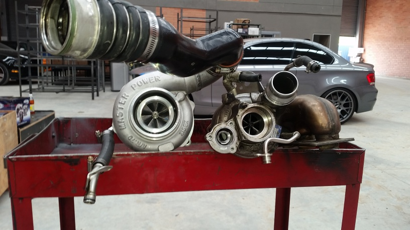 Big Boost Stage 3 Turbo Kit 620whp | BMW Forums - SpoolStreet