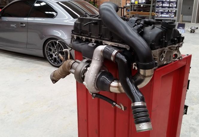 Bmw Turbo Kit E Series 1 Jpg