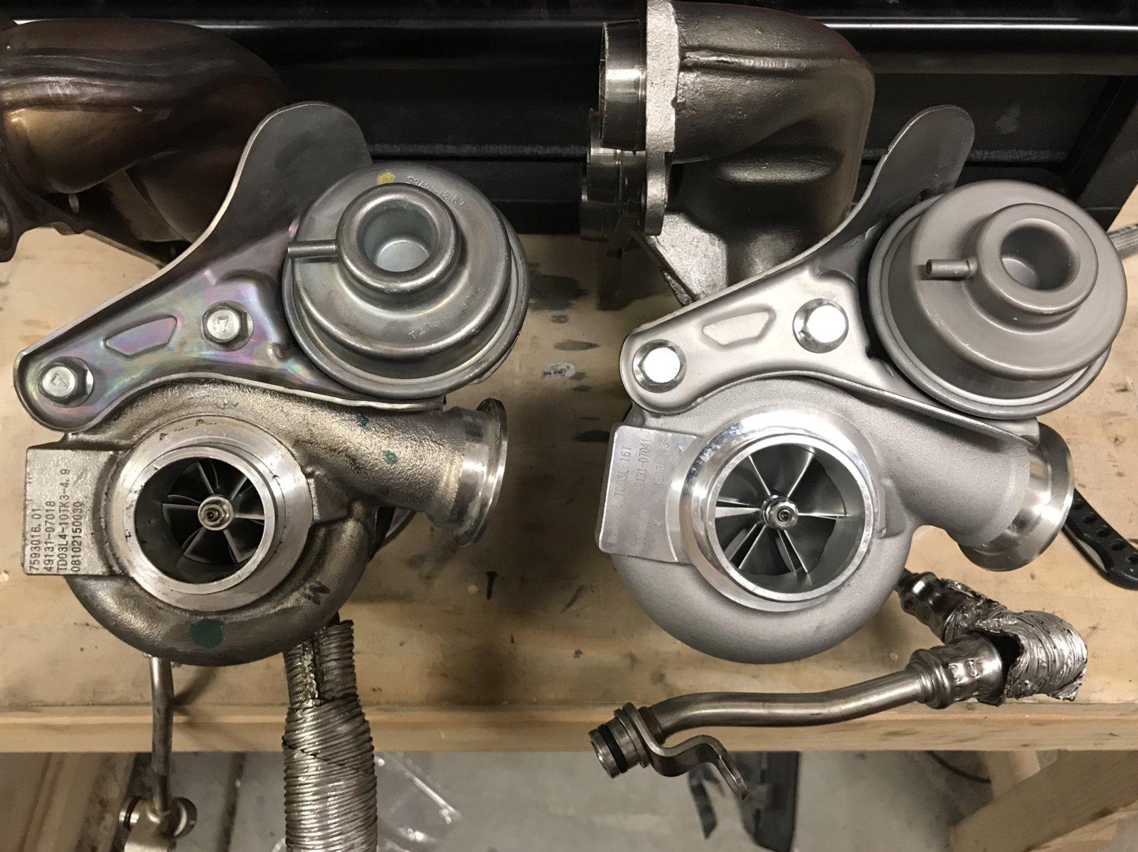 My official China TD04 16T eBay turbos | BMW - SpoolStreet