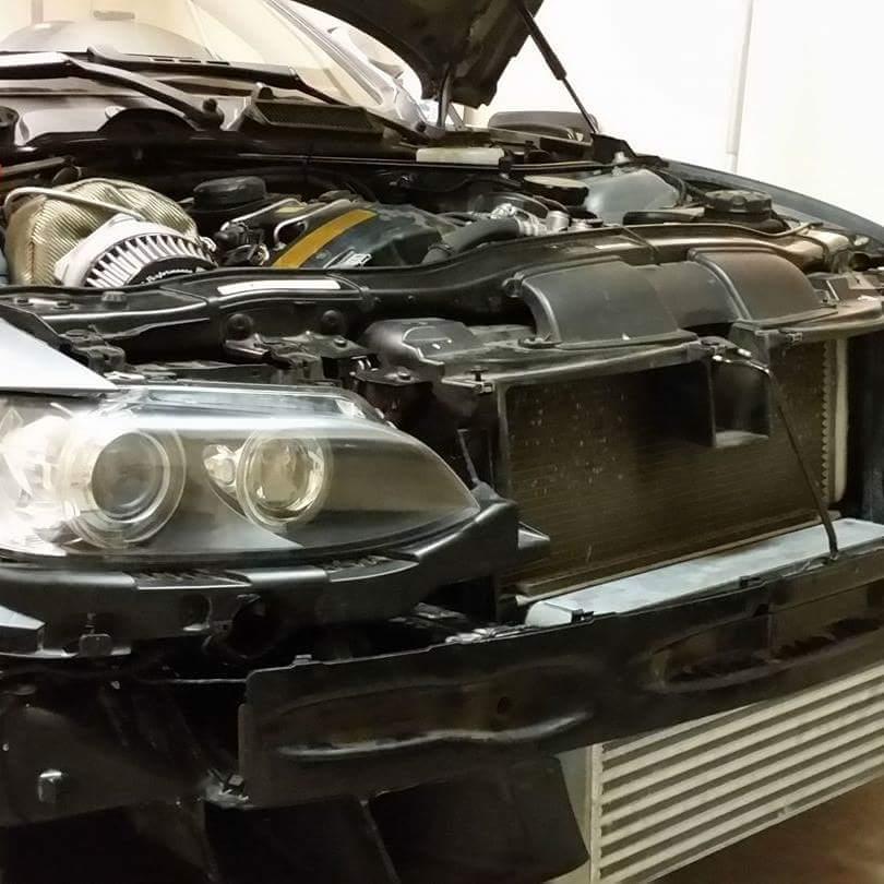 2009 E92 BMW 335i- Single Turbo | BMW - SpoolStreet
