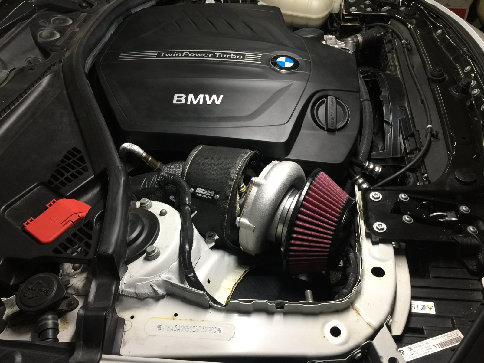 Development Of DOC Race F I Turbo Kit BMW Forums SpoolStreet - Bmw 335i turbos