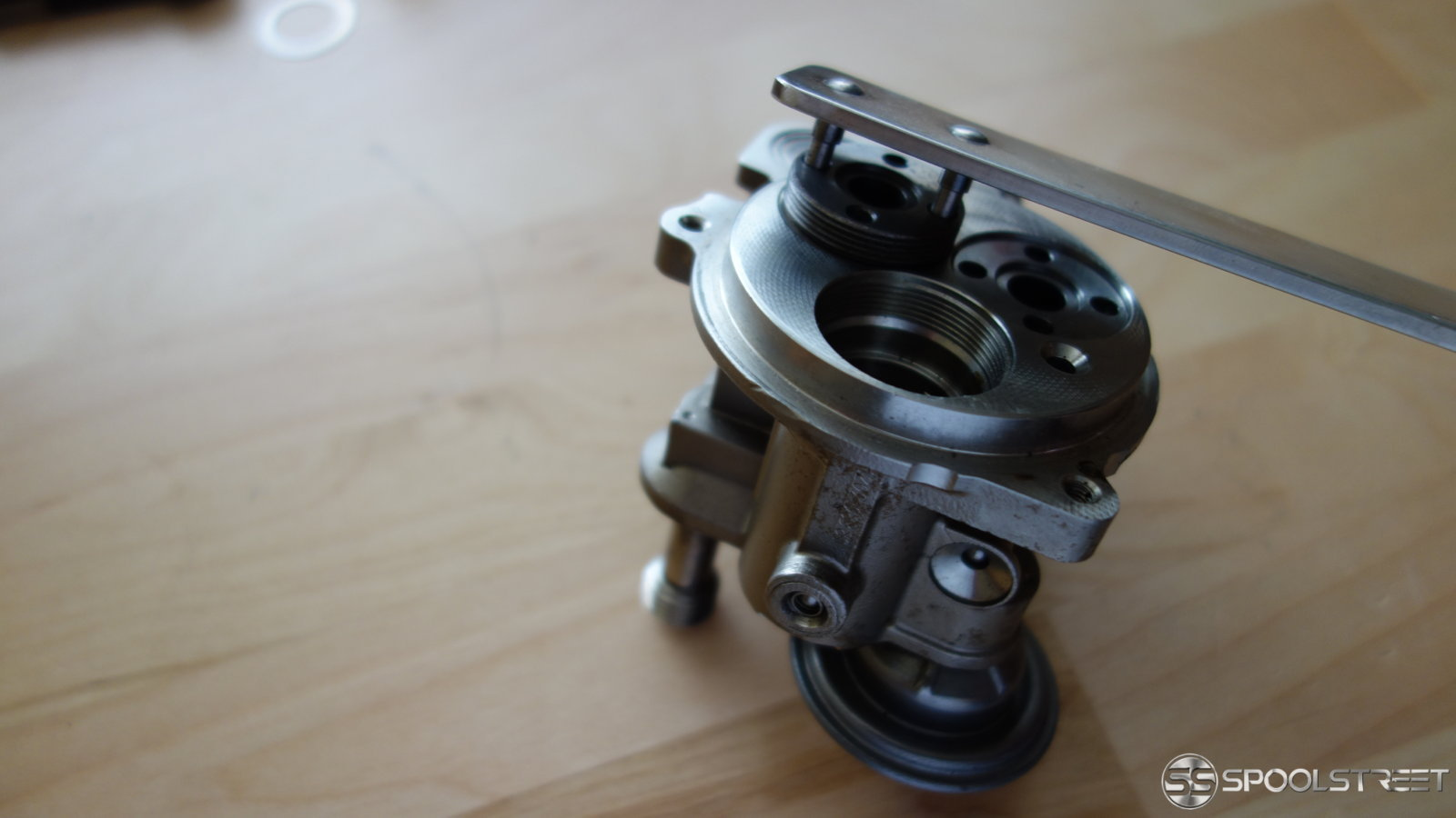 VTT N54 HPFP Information/Disassembly/Upgrade Post   BMW