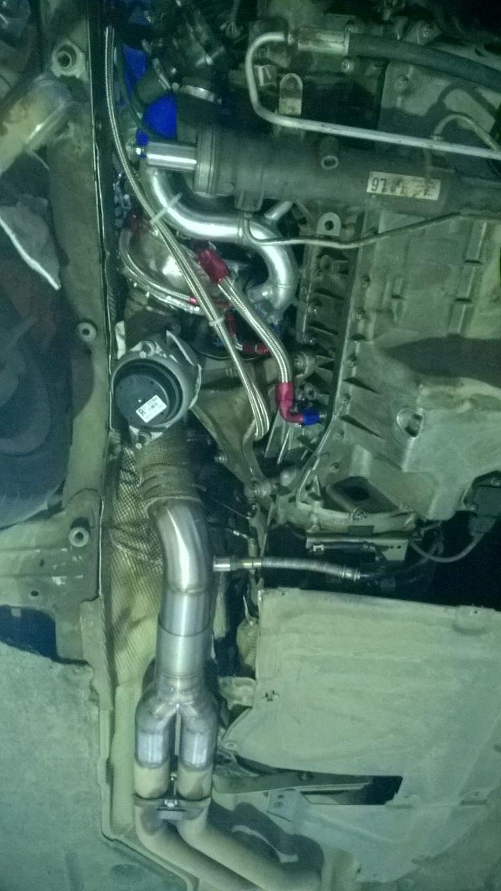 SPA Turbo T3 Cast Turbo Manifold | BMW Forums - SpoolStreet