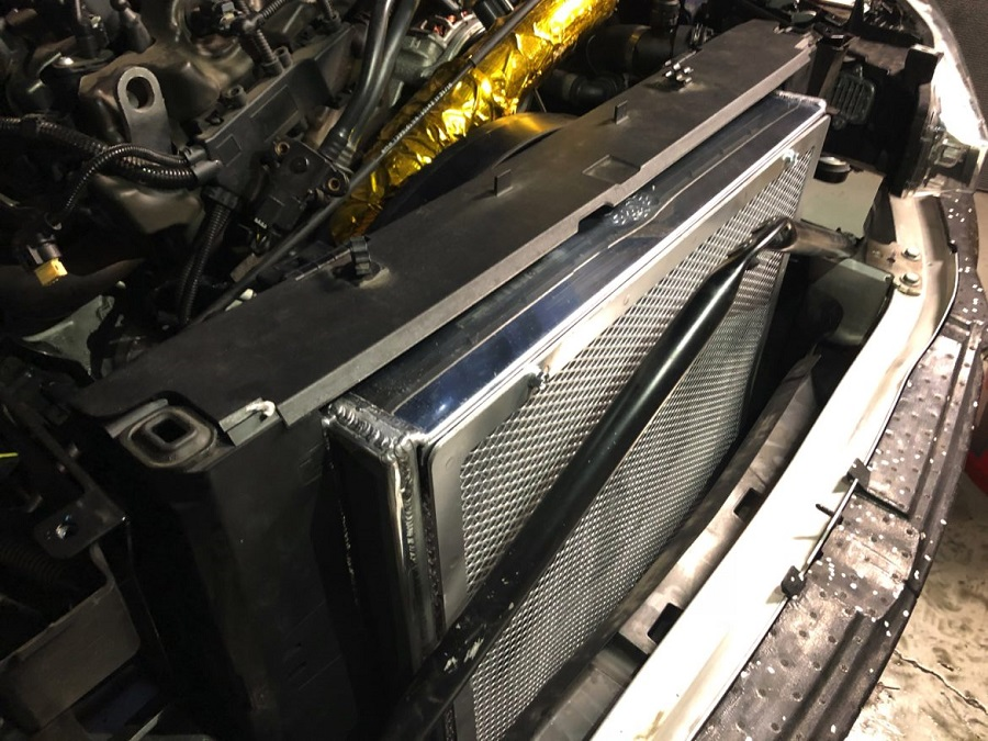 Csf Bmw B58 High-performance Heat Exchanger Now Available! *** New