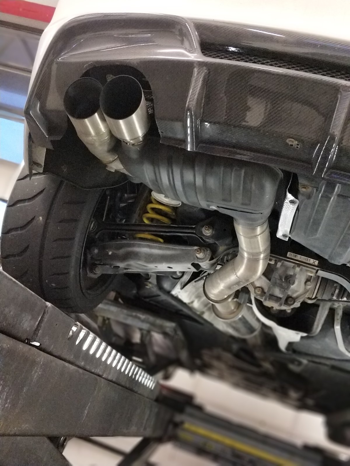 downpipe img products bmw made original shifteck precision exhaust
