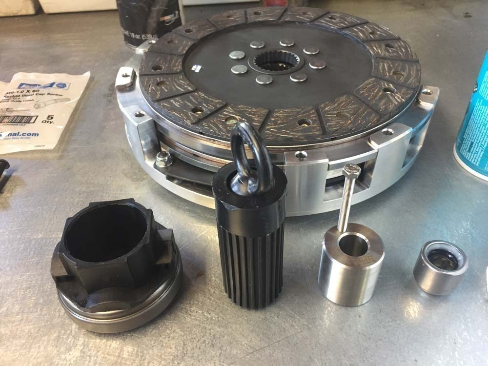 How To Correctly Install A Spec Twin Disc In The N54 Bmw Forums