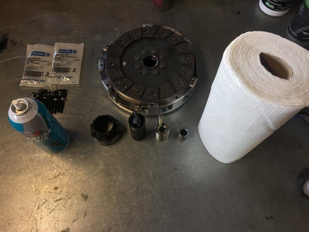How To Correctly Install A Spec Twin Disc In The N54 Bmw