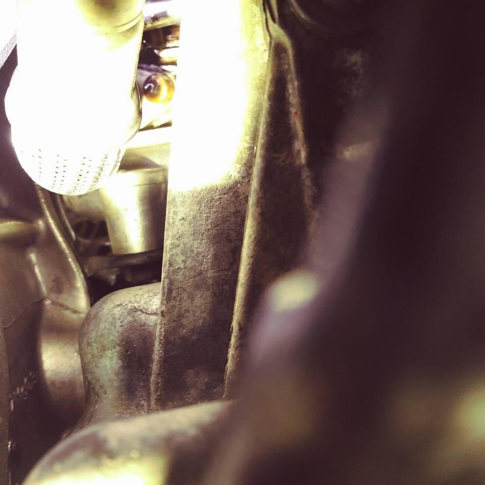 Oil leak, turbo seal on the exhaust side? | BMW - SpoolStreet