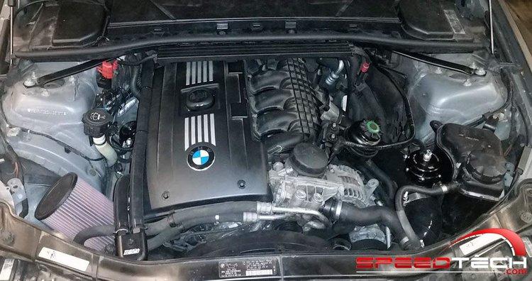 Speedtech Twin Scroll N54 bottom mount kit Released | BMW - SpoolStreet