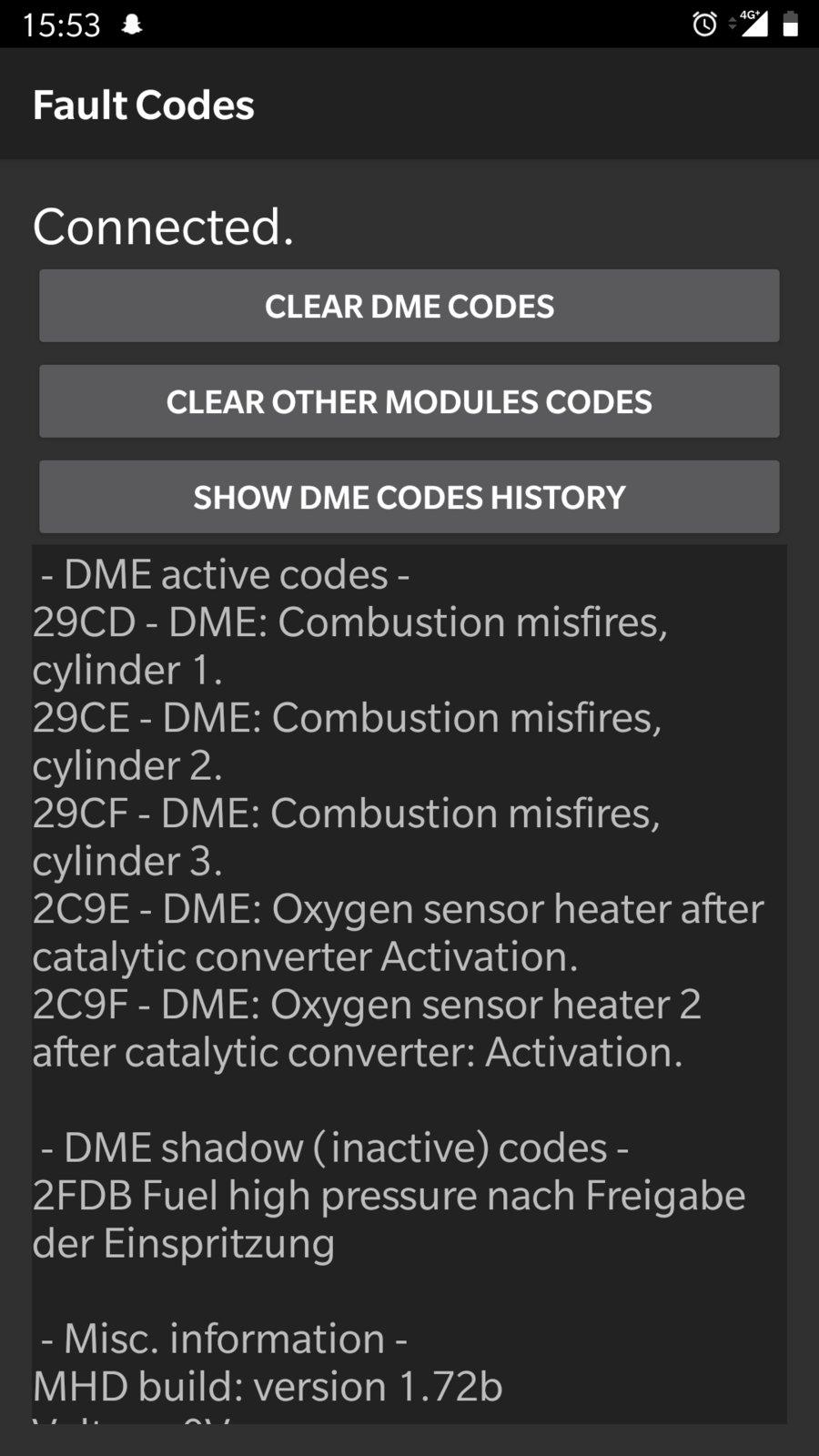 N54 combustion misfire | BMW - SpoolStreet